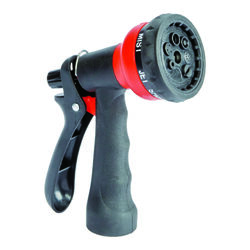 Home Plus 7 pattern Adjustable Multi-Pattern Plastic Hose Nozzle