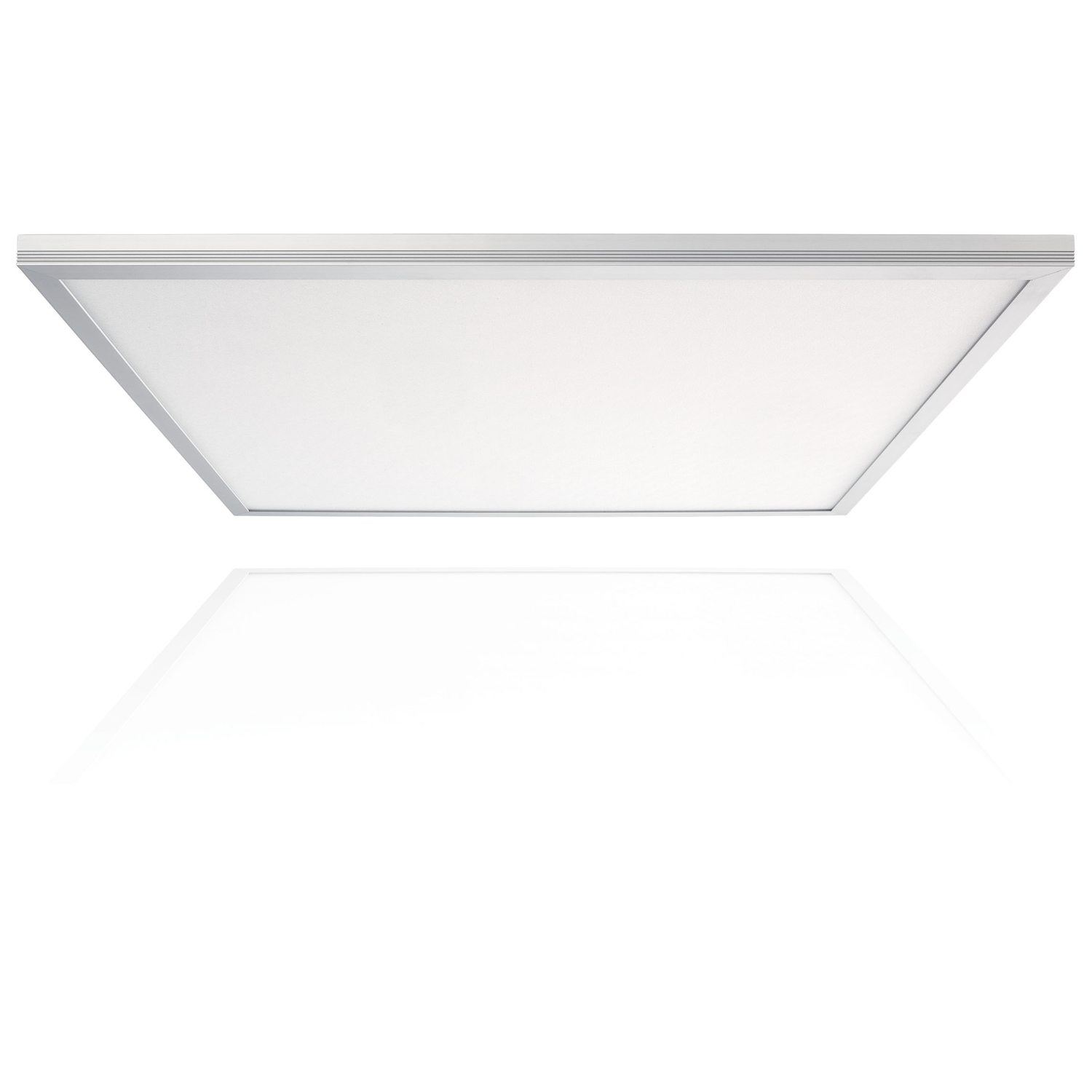 Leviton  Skytile LED  23.75 in. W x 24 in. L x 2.95 in. H LED Flat Panel Light Fixture