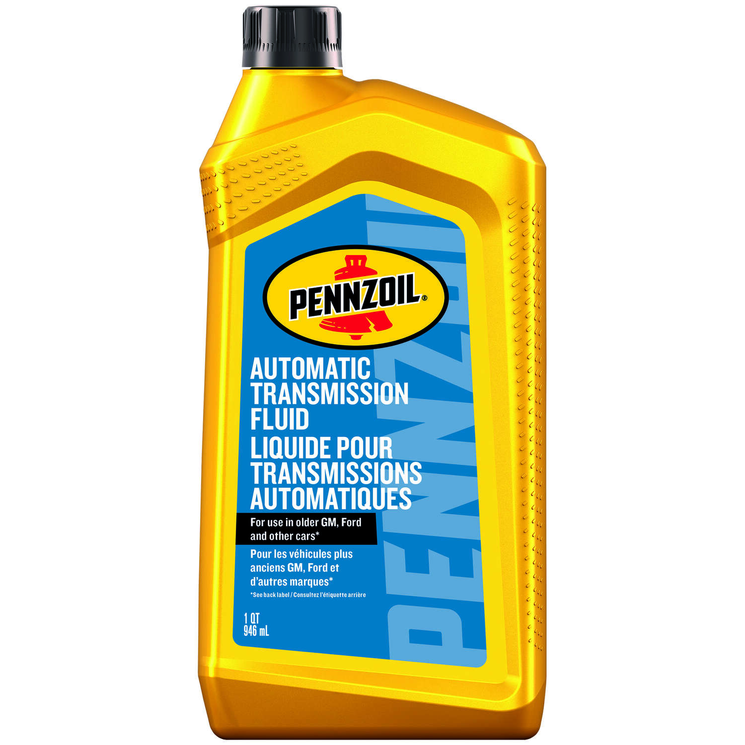 PENNZOIL  ATF+4  Automatic Transmission Fluid  1 qt.
