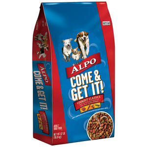 Alpo  Come-N-Get-It  Mixed Grill  Dry  Dog  Food  37 lb.