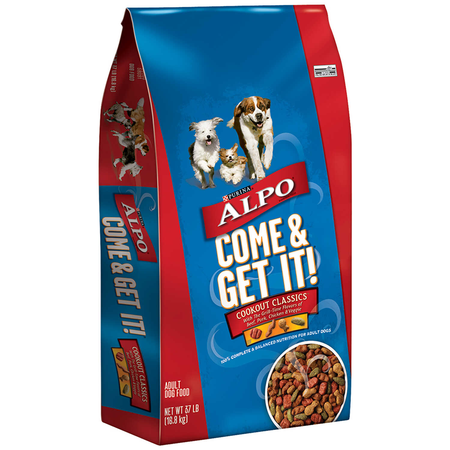 Alpo  Come-N-Get-It  Mixed Grill  Dry  Dog  Food  1