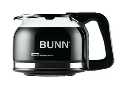BUNN  Clear  Glass  Carafe