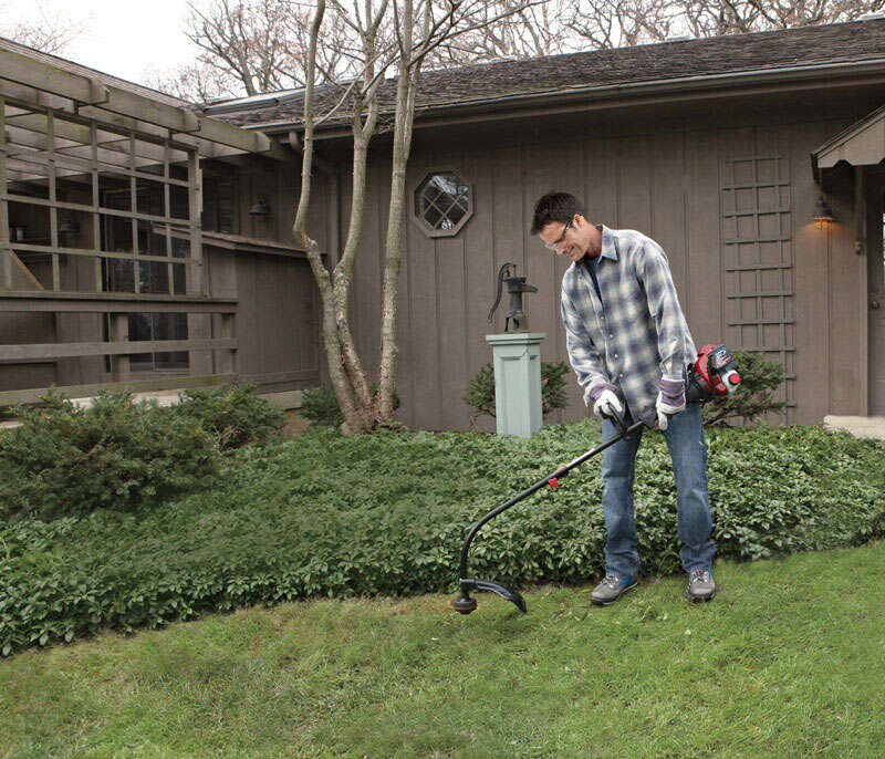 Craftsman  Gasoline  Curved Shaft  String Trimmer