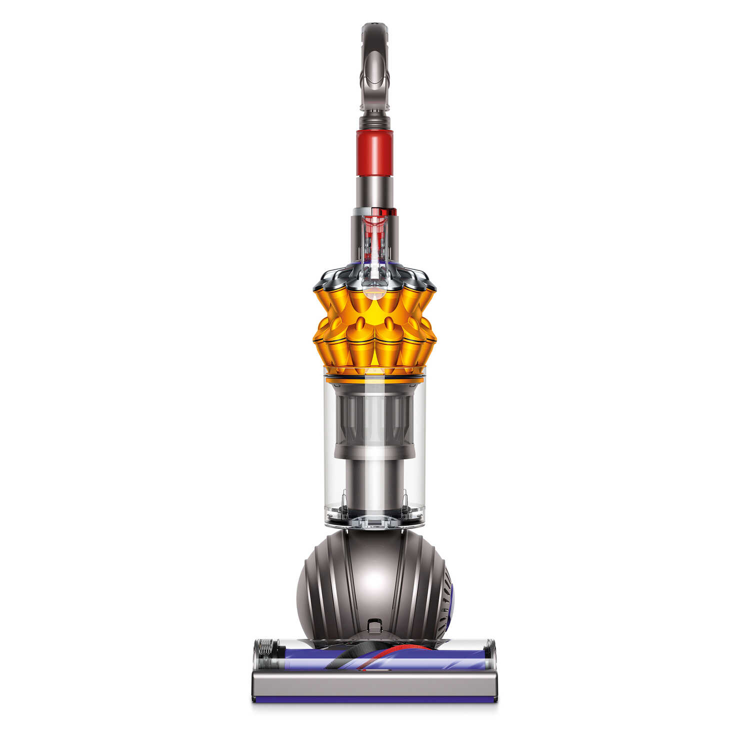Dyson  Small Ball  Bagless  Upright Vacuum  7 amps HEPA  Multi-Colored