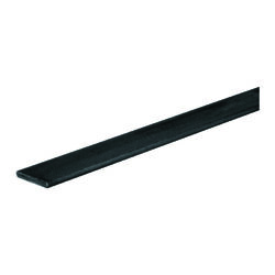 SteelWorks 0.125 in. x 0.5 in. W x 72 in. L Steel Flat Bar