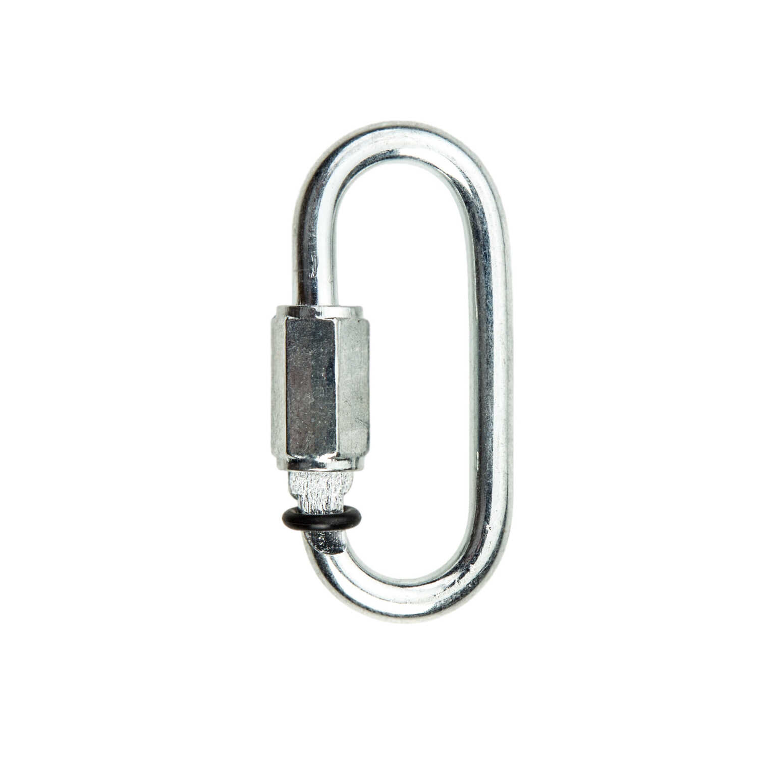 Klecker Knives  Stowaway Quick-Link  Every Day Carry  Stainless Steel  Carabiner  .85 in. Dia.