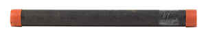 B&K Mueller  1-1/4 in. Dia. x 18 in. L Black  Steel  Pre-Cut Pipe