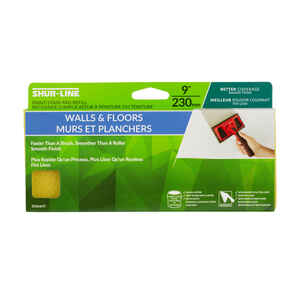 Shur-Line  Refill 9 in. W Paint Pad  For Flat Surfaces