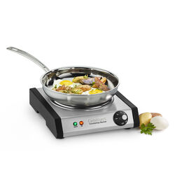 Cuisinart  1 burners Stainless Steel  Hot Plate