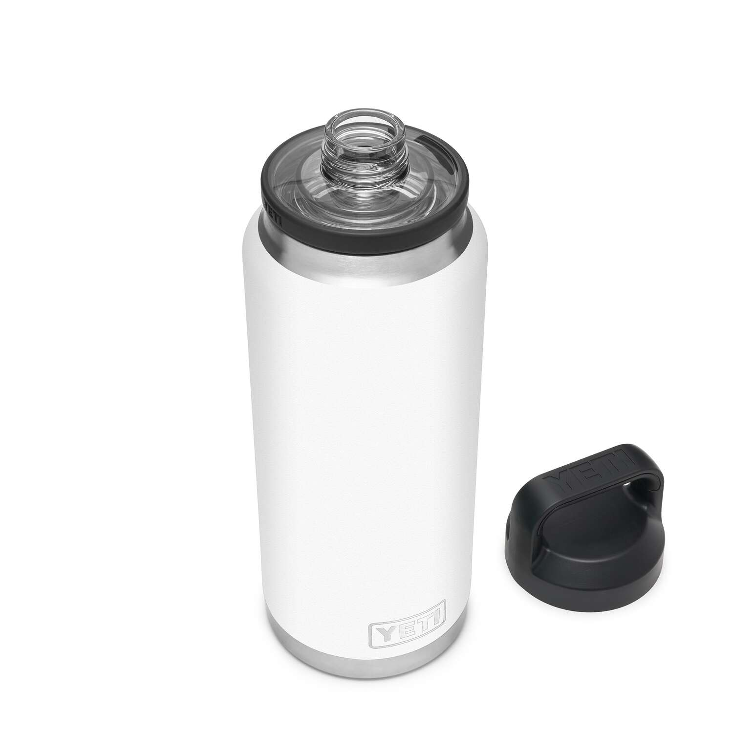 YETI  Rambler  36 oz. Insulated Chug Bottle  White