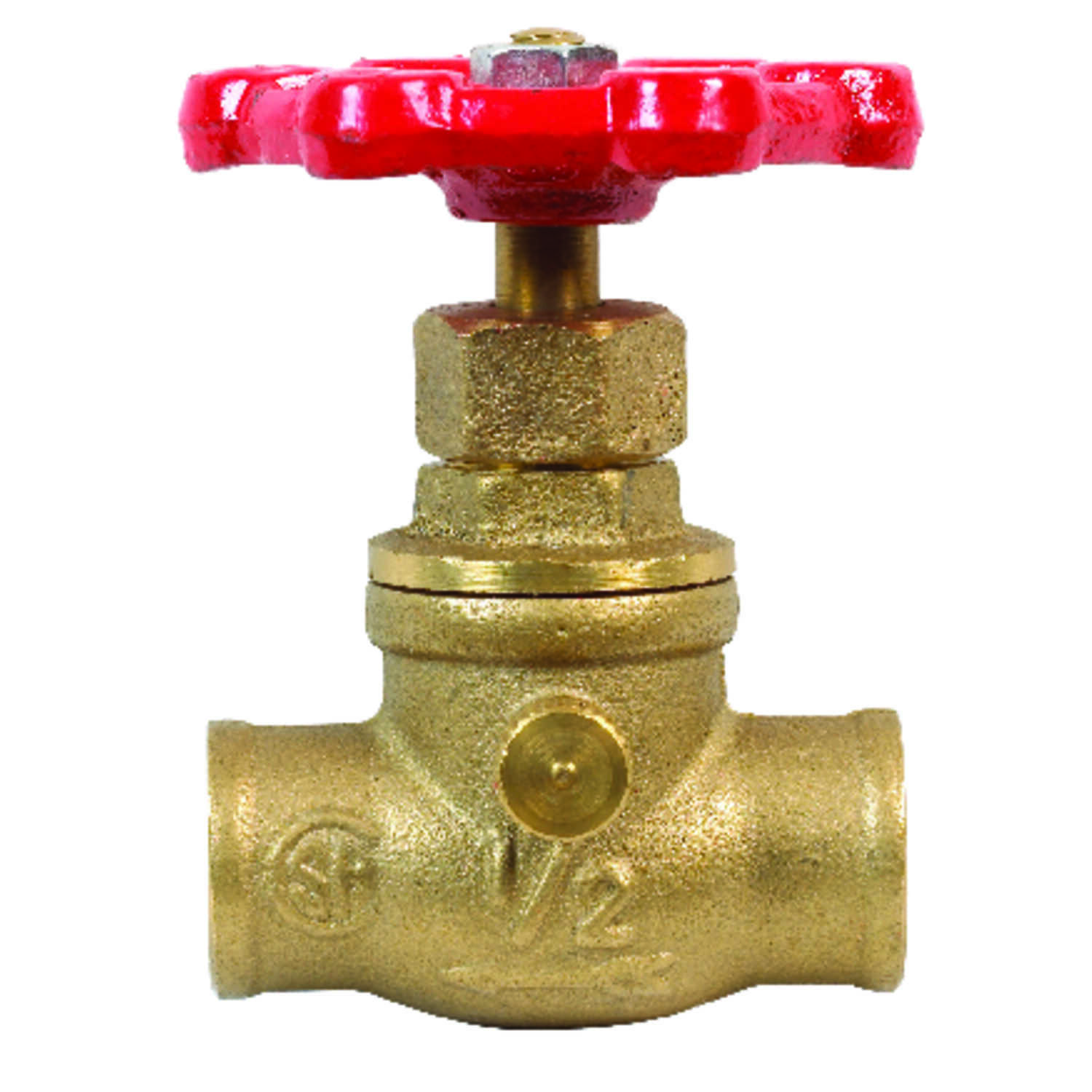 ProLine  Stop and Waste Valve  Brass