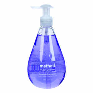 Method  Lavender Scent Gel Hand Wash  12 oz.