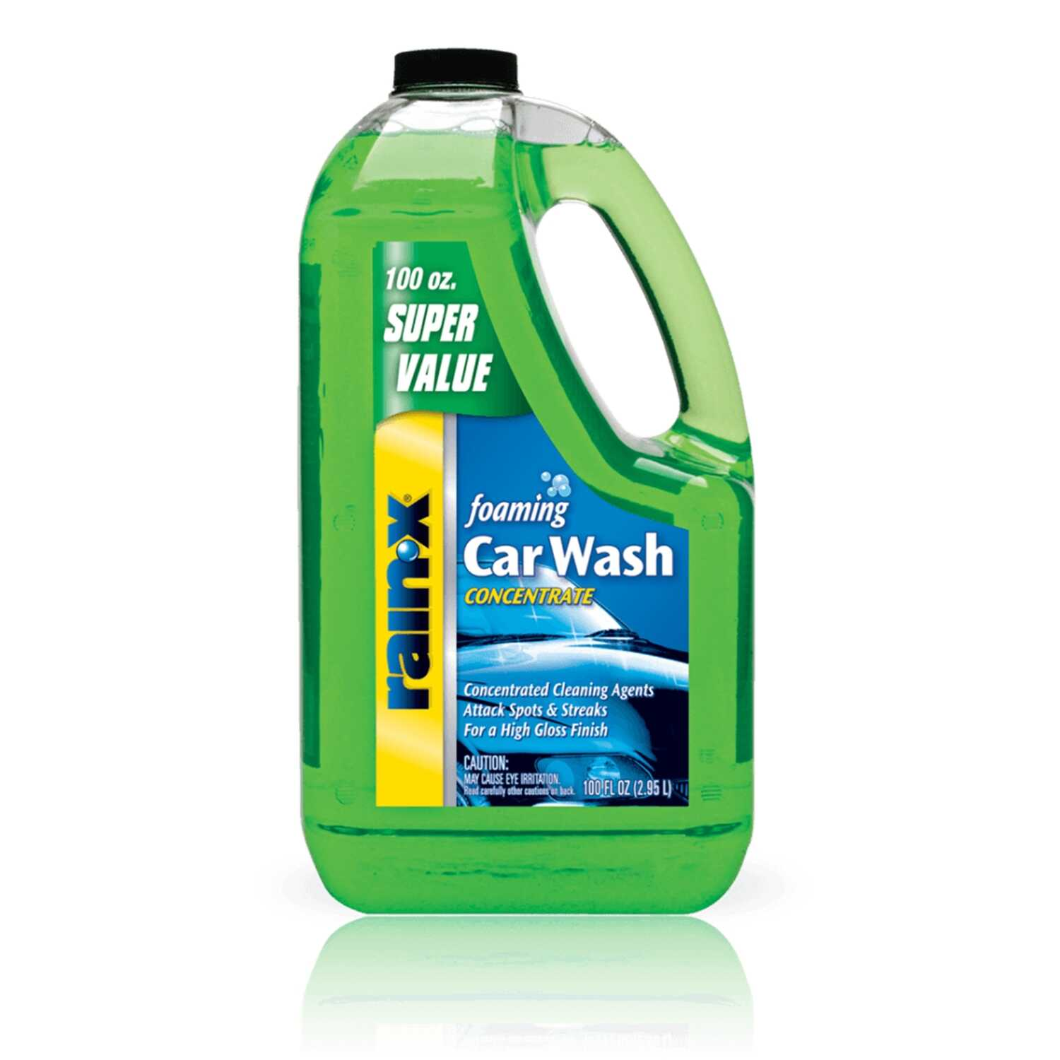 Rain-X  Concentrated Liquid  Car Wash Detergent  100 oz.