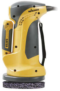 Wagner  Corded  Random Orbit Palm Sander  3.2 amps 120 volt -1  Painter Eater  Yellow