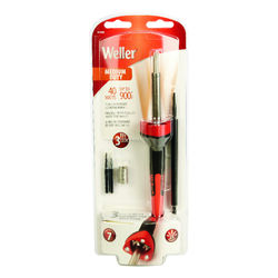 Weller  Corded  Soldering Iron Kit  40 watt Orange  1 pk