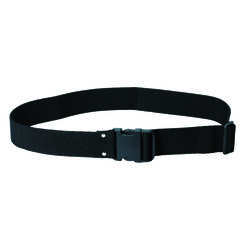CLC  Polyester Fabric  Work Belt  2.5 in. L x 7.25 in. H Black  29 in. to 46 in.