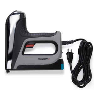 Arrow Fastener  Pro Corded Electric  18 Ga. Corded  Nailer and Stapler
