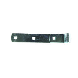 Ace  8 in. L Zinc-Plated  Steel  Hinge Strap  1 pk