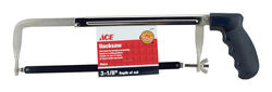 Ace 12 in. Economy Hacksaw Silver 1 pc.