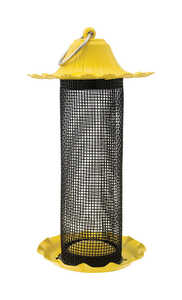 Stokes Select  Finch  2 lb. Wire  Tube  Bird Feeder  4 ports
