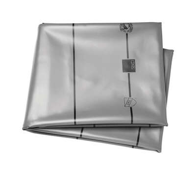 Oatey Gray Flexible Shower Pan Liner PVC