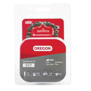 Oregon  AdvanceCut  16 in. 57 links Chainsaw Chain