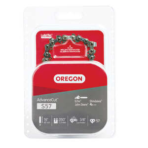 Oregon  16 in. L 57 links Chainsaw Chain