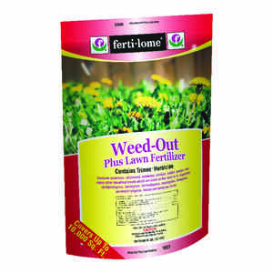 Ferti-Lome  Hi Yield  Organic 25-0-4  Weed and Feed  For Southern 40 lb. 10000 sq. ft.