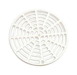 Sioux Chief  6-1/8 in. Round  Floor Drain Replacement Strainer
