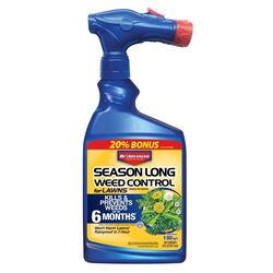BioAdvanced Weed Killer RTS Hose-End Concentrate 29 oz.