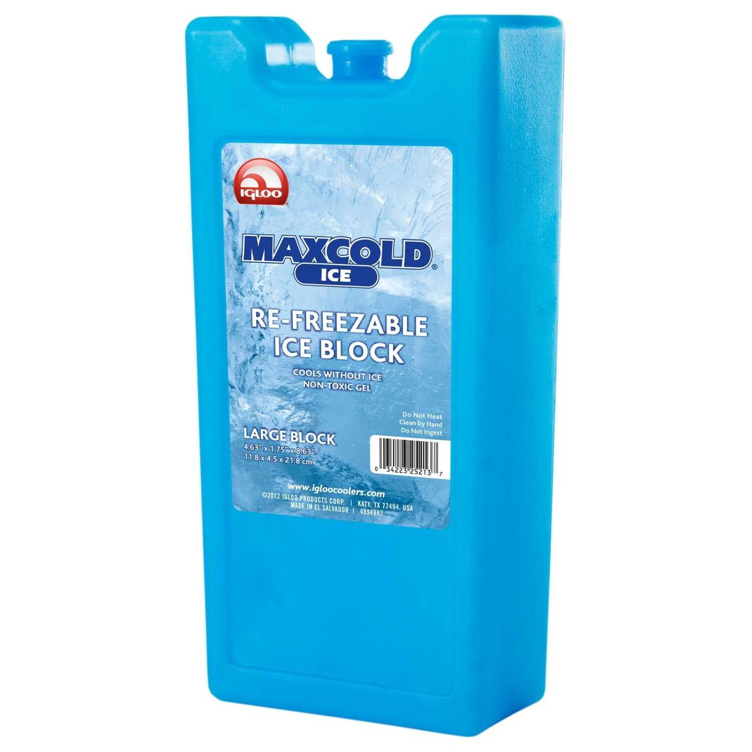 Igloo  MaxCold  Ice Gel Pack  33.8 oz. Blue  1 pk