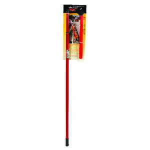 Gutter Getter  86 in. L Red/Black  Polypropylene  Gutter Cleaning Scraper