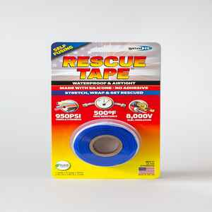 Rescue Tape  Blue  Silicone Tape  6 oz.