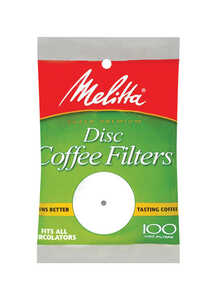 Melitta  Disc  Coffee Filter  1 pk