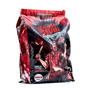Jealous Devil  Hardwood  Lump Charcoal  20 lb.