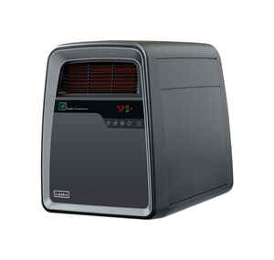Lasko  Save Smart Technology  175 sq. ft. Electric  Infrared  Heater