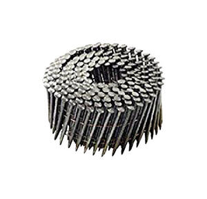 National Nail  Pro-Fit  3 in. .131 Ga. Straight Coil  Framing Nails  28 deg. Smooth Shank  2500 pk
