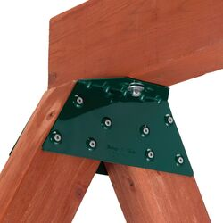 Swing-N-Slide  E-Z Frame  Steel  Swing Set Bracket