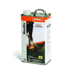 STIHL MotoMix Ethanol-Free 2-Cycle 50:1 Pre-Mixed Fuel 1/2 gal.