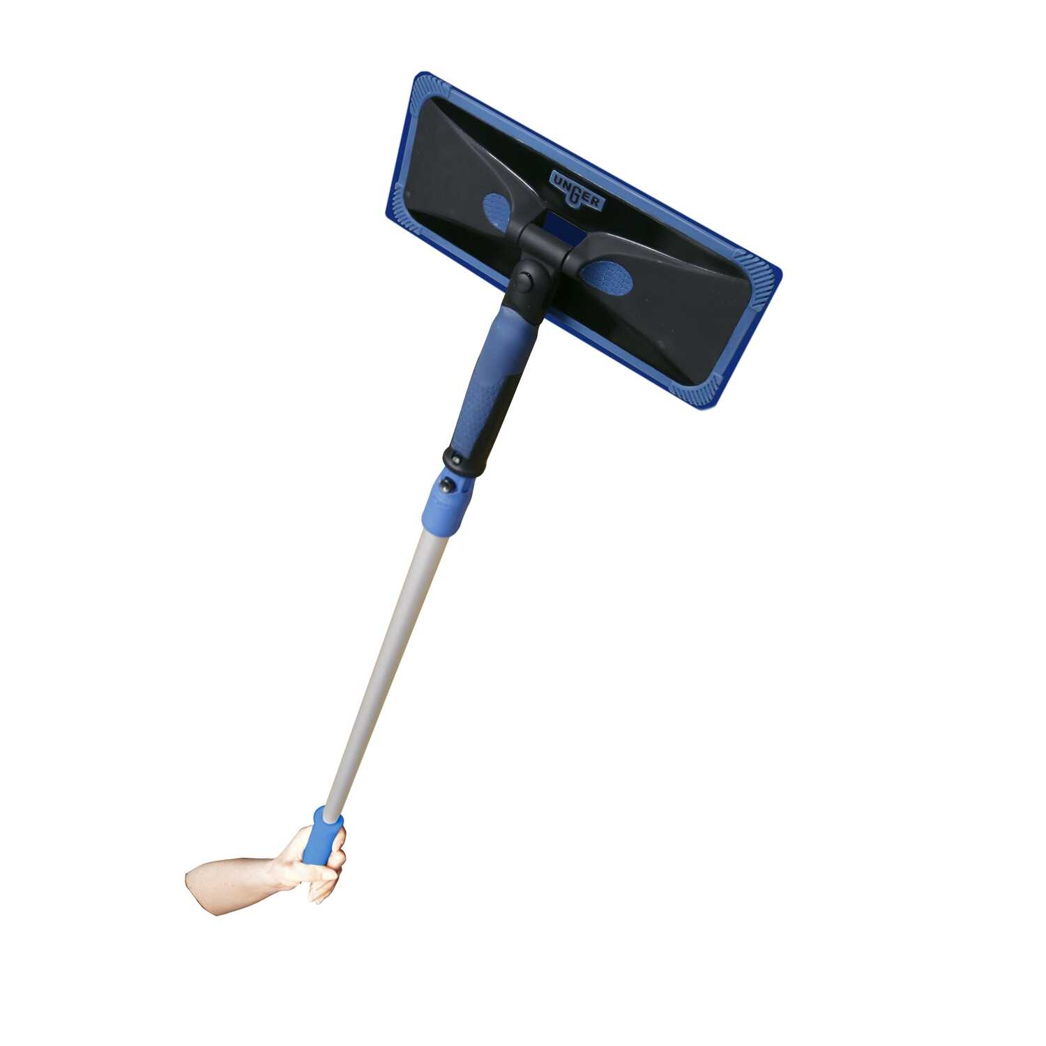Unger Professional  ProClean  8 in. W Plastic  Window Cleaning Tool