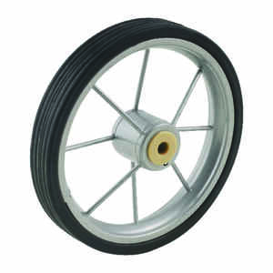 Apex  5-1/2 in. H x 7/8 in. W x 7/8 in. D x 5-1/2 in. L Shopping Cart Wheel