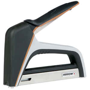 Arrow  TacMate  Round  Wiring Stapler  Multicolored