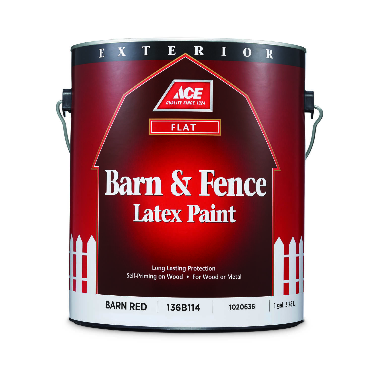 Barn and Fence Paint