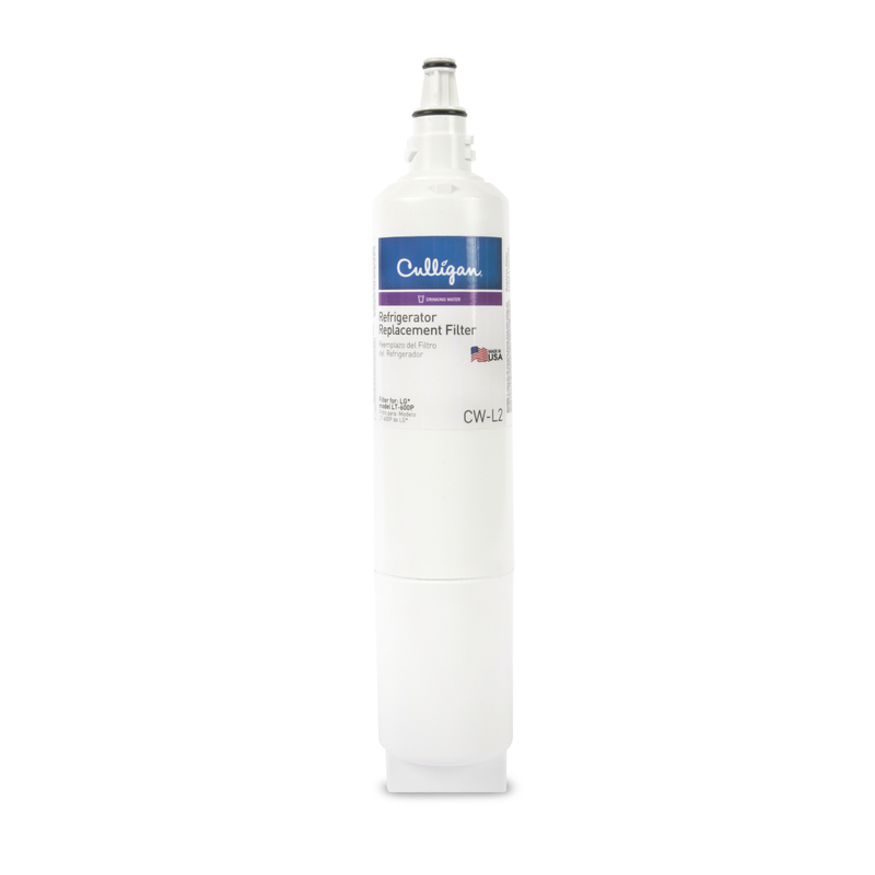 Culligan  Drinking Water  Replacement Filter  For Refrigerators 300 gal.