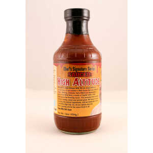 5280 Culinary  BBQ Provisions  High Altitude  BBQ Sauce  16 oz.