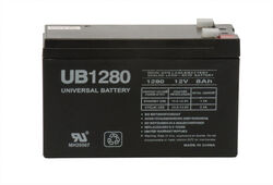 Universal Power Group  UB1280  8 CCA Lead Acid Battery