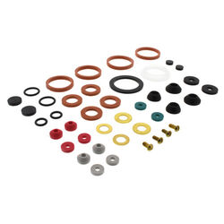 BrassCraft  Various in. Dia. Rubber  Assorted Washer  42
