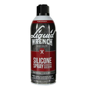 Liquid Wrench  General Purpose  Silicone Lubricant  11 oz.