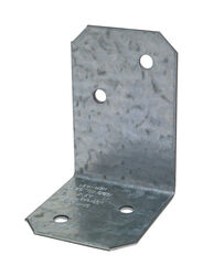 Simpson Strong-Tie  2 in. W x 1.4 in. L Galvanized Steel  Angle