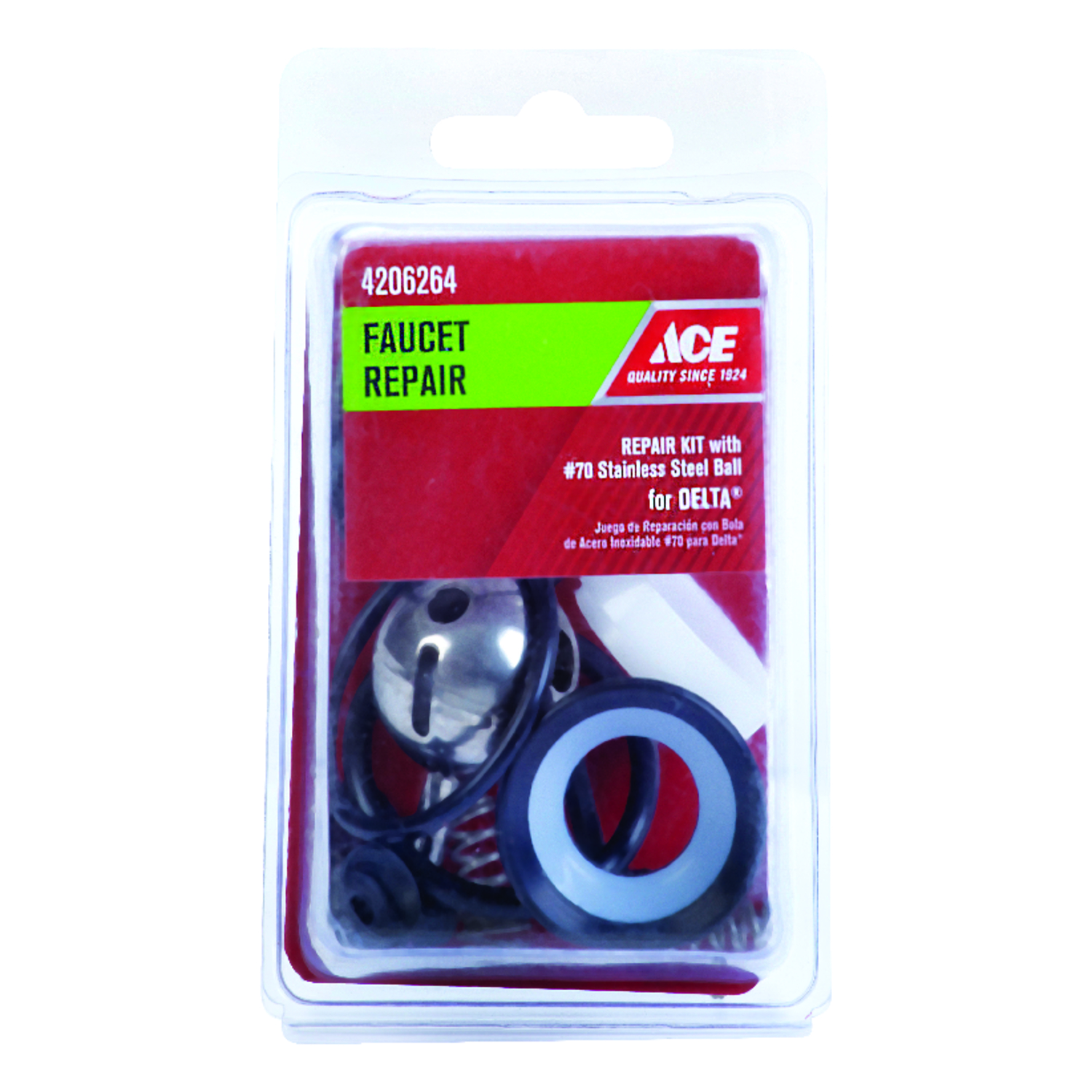 Ace  Stainless Steel  Faucet Repair Kit